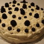 Tårtfyllning – Kesellagräddröra och lemoncurd