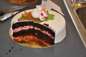 Bunny Cake 2014 inside