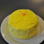 Easter cake chicken 2014