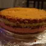 Fylld tårta