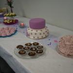 Dessertbord Ellens dop