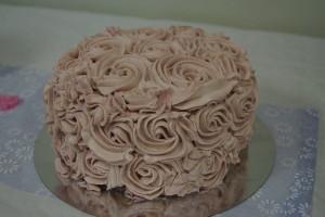 Glutenfri och laktosfri rostårta