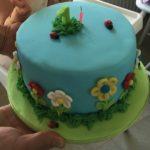 Inez 1-årstårta