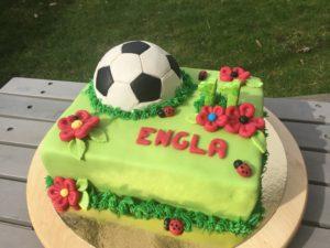 Englas fotbollstårta
