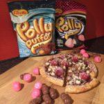 Glutenfri dessertpizza med polly